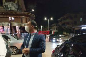 اغلاق 2 كافتيريا برأس البر في حملة مكبرة قادها نائب محافظ دمياط