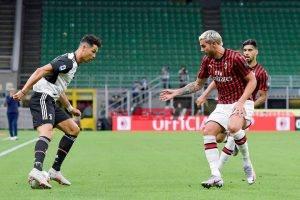 نتيجة مباراة يوفنتوس وميلان بطولة الدوري الإيطالي