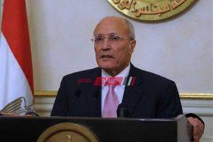 وفاة الفريق محمد العصار وزير الإنتاج الحربي منذ قليل