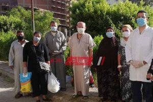 مديرية الصحة ببني سويف تعلن تعافى 18 حالة جديدة من فيروس كورونا