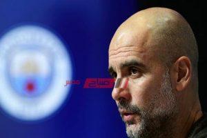جوارديولا: أتمنى استمرار ميسي مع برشلونة ونحتاج أربعة نقاط