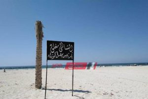 انتشال جثة شاب غرق في شاطئ النخيل بالإسكندرية
