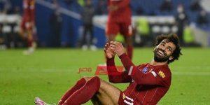 محمد صلاح مهاجم ليفربول