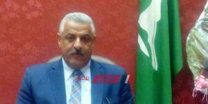 نبيل فاروق رئيس مركز ومدينة الزقازيق