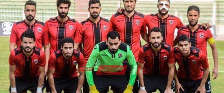 نادي مصر يعلن نتيجة المسحة الطبية الثانية لفيروس كورونا