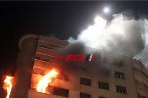 القبض على ربة منزل وإحالتها لمحكمة الجنايات بسبب حرقها شقة في دار السلام
