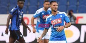 نتيجة مباراة نابولي وأتلانتا بطولة الدوري الايطالي