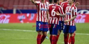 نتيجة مباراة أتلتيكو مدريد وريال مايوركا الدوري الإسباني