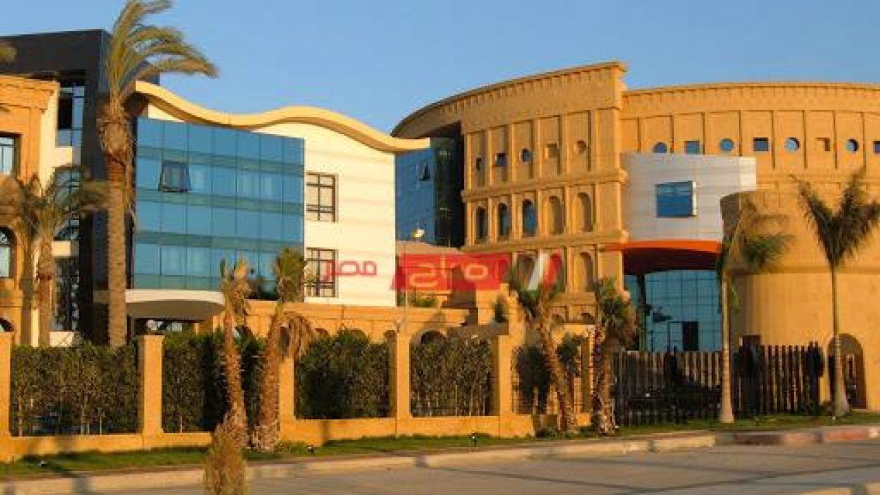 جامعة المستقبل مصروفات التنسيق شروط القبول 2020 2021 صباح مصر