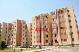بالصور كراسة شروط حجز الوحدات السكنية الجديدة في 12 عمارة اسكان اجتماعي بدمياط واسعار الوحدات
