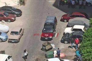 الكشف عن لغز العثور على جثة سيدة مفصولة الرأس فى منطقة سموحة والقبض على الجاني بالإسكندرية
