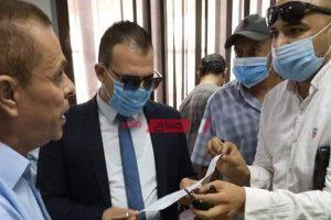 نائب محافظ دمياط يوجّه بسرعه اجراءات تلقي طلبات التصالح في مخالفات البناء