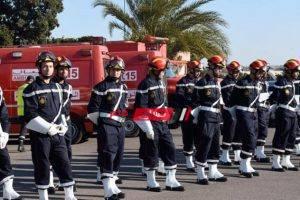 رجال الحماية المدنية يسيطروا على حريق في شقة سكنية بـ 15 مايو