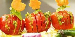 طريقة عمل ثمرات الطماطم المخللة