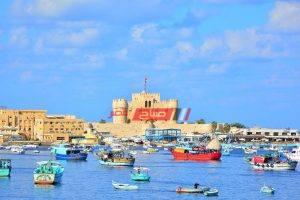 طقس الإسكندرية اليوم الثلاثاء 4-8-2020