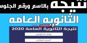 ظهرت نتيجة الثانوية العامة 2020 محافظة قنا رابط رسمي
