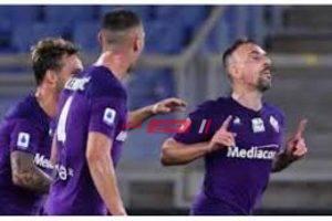 نتيجة مباراة فيورنتينا وسبال اليوم الدوري الإيطالي