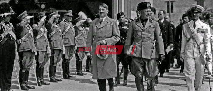 كيف سقط نظام موسوليني في ايطاليا