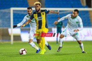 نتيجة مباراة الأهلي والحزم اليوم الدوري السعودي