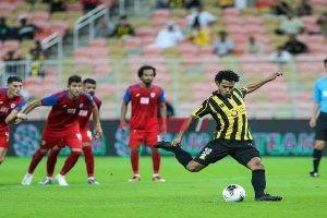 نتيجة مباراة الاتحاد وأبها اليوم الدوري السعودي