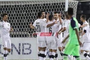 نتيجة مباراة السد والأهلي اليوم دورى نجوم قطر