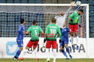 نتيجة  مباراة الوحدات والسلط اليوم الدوري الأردني