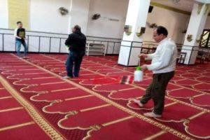 مساجد الاسكندرية تستعد لعودة صلاة الجنازة بالمحافظة