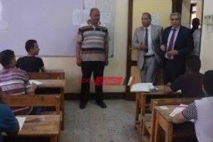 ضبط أجهزة هواتف محمولة بحوزة معلمين بلجان الإسكندرية وجاري التحقيق معهم
