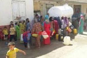 انقطاع المياه لمدة سبع ساعات عن الحى الشرقي من مدينة سوهاج