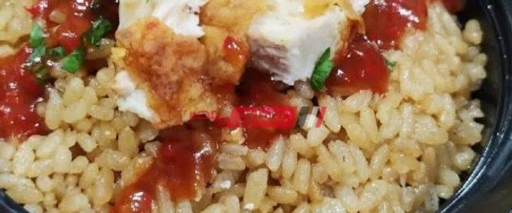 طريقة عمل أرز الريزو الشهى فى أقل من نصف ساعة