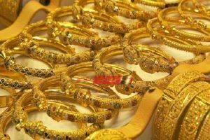 انخفاض فى سعر الذهب جنيهان اليوم السبت فى مصر