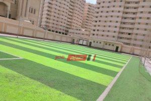إدارة غرب بمحافظة الإسكندرية تتسلم 3 مدارس جديدة في بشاير الخير 3