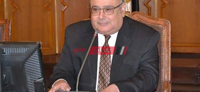 تكليف الدكتور هشام جابر قائماً بأعمال رئيس جامعة الإسكندرية بدءً من غداً