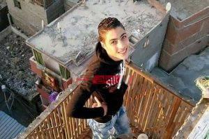 صوره الشاب الذي لقي مصرعة بعد سقوطة من الطابق الخامس أثناء عمله بدمياط