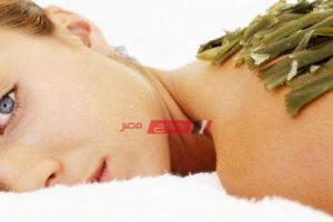 تبييض الجسم بالكامل بأبسط المكونات نتيجة من أول استخدام