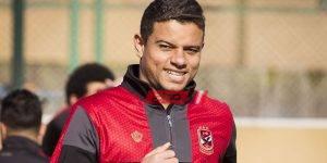 سعد سمير لاعب الاهلي