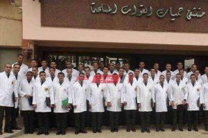 شروط التقديم في كلية طب القوات المسلحة 2021 ورابط التسجيل
