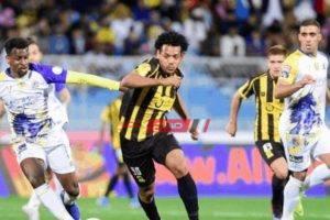 نتيجة مباراة النصر والاتحاد اليوم الدوري السعودي