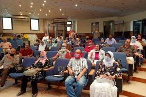 تعليم الإسكندرية: بدء التدريب على تطبيقات ومنصات التعليم الإلكتروني