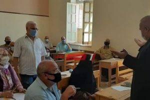 وكيل التعليم بدمياط يشهد برنامج التنمية المهنية لمعلمى الغة العربية للمرحلة الثانوية والإعدادية